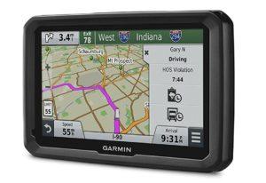 Garmin dēzl 770LMTHD GPS