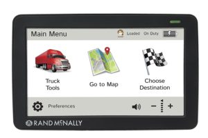 Rand McNally TND730 IntelliRoute GPS