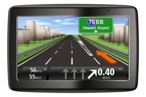 TomTom VIA 1535TM GPS