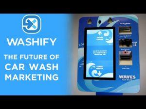 Washify Car Wash POS