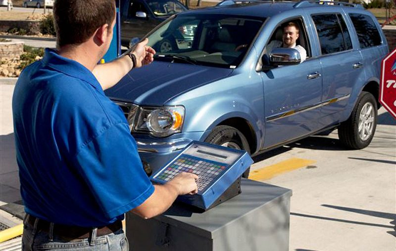 car wash pos software