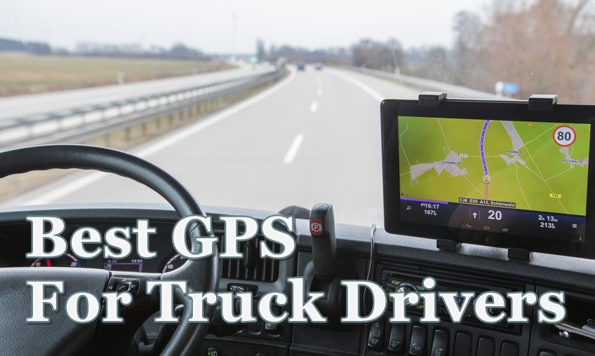 GPS for truckers