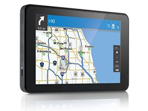 TND740 GPS system