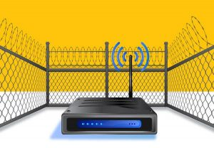 business class router