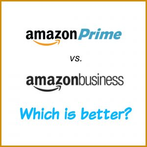 Amazon Prime Vs. Amazon Business Prime