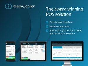 Ready2order All In One POS System