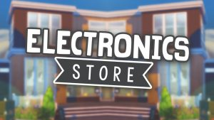 Electronic Store POS