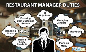 Restaurant Manager Key Features