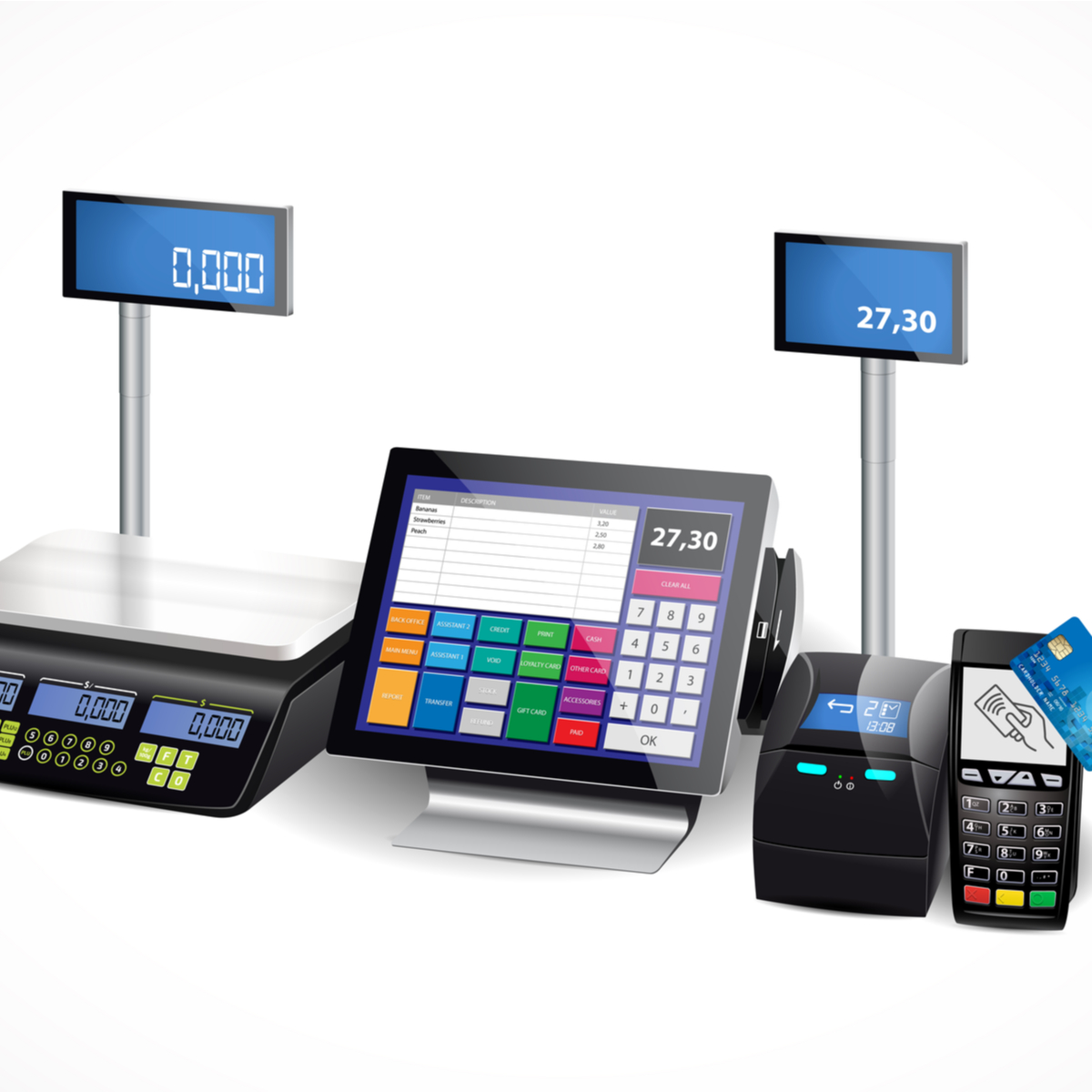 Best POS Systems With Scale